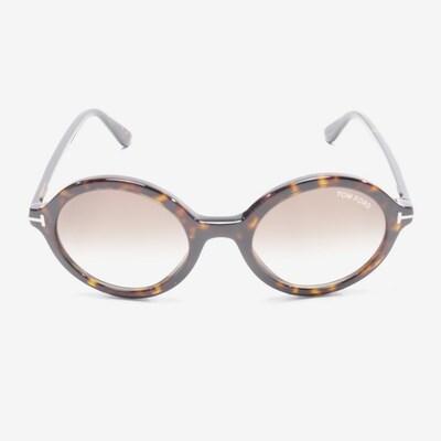 Tom Ford Sonnenbrille in One Size in dunkelbraun, Produktansicht
