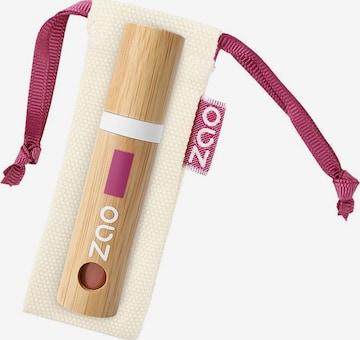 zao Lipgloss 'Bamboo Lip'Ink' in Rot