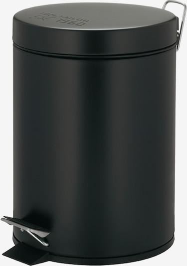 TOM TAILOR Kosmetikeimer in schwarz, Produktansicht