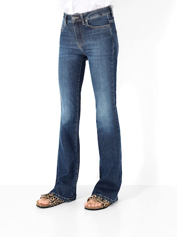 Scalpers Jeans in Blauw