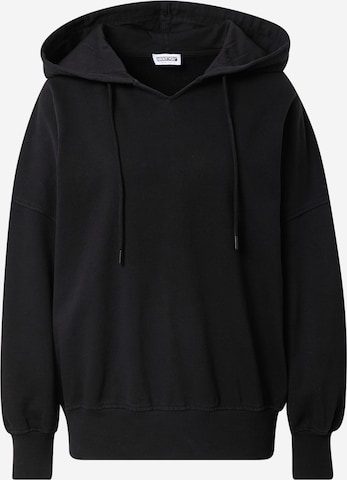ABOUT YOU Limited Sweatshirt 'Mia' in Black