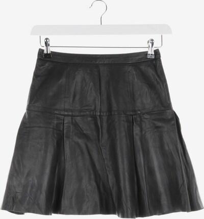 MUUBAA Lederrock in XS in schwarz, Produktansicht