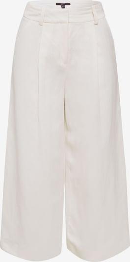 Esprit Collection Pantalon à pince en blanc, Vue avec produit