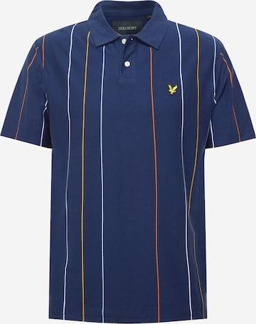 Lyle & Scott Skjorte i blå