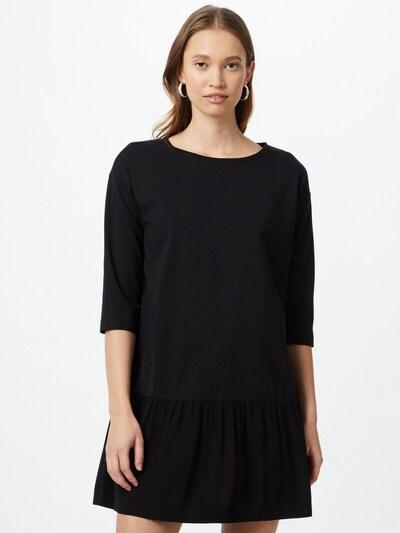EDC BY ESPRIT Kleid in schwarz, Modelansicht