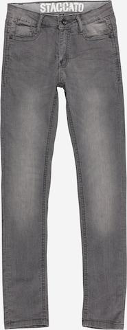 Jeans de la STACCATO pe gri