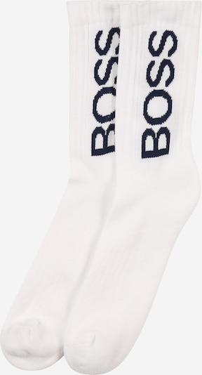 BOSS Sockor i nattblå / vit, Produktvy