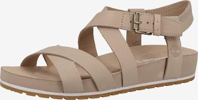 TIMBERLAND Sandalen in beige / nude, Produktansicht
