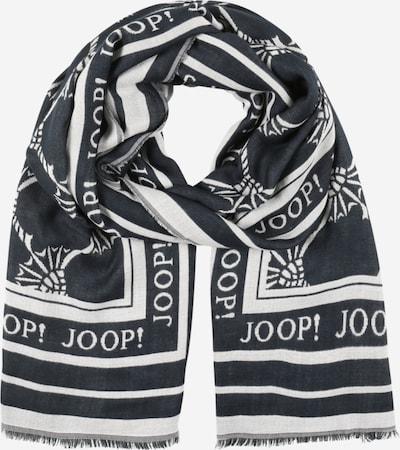 JOOP! Schal in marine / weiß, Produktansicht