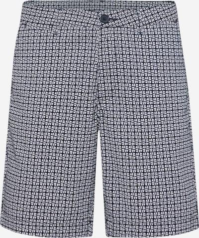 ARMANI EXCHANGE Shorts in nachtblau / weiß, Produktansicht