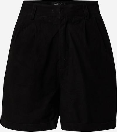 Deadwood Pleat-front trousers 'Suzy' in Black, Item view