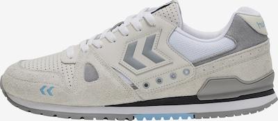 Hummel Sneakers in Grey / White, Item view