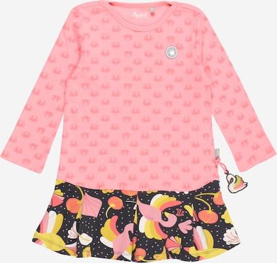 SIGIKID Dress in Mustard / Pink / Black / White, Item view