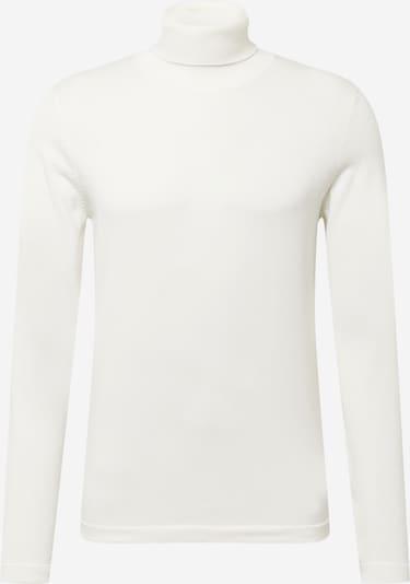JACK & JONES Pullover 'ROGAN' in weiß, Produktansicht