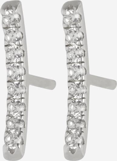 ANIA HAIE Ohrringe in silber / transparent, Produktansicht
