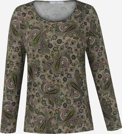 Emilia Lay Shirt in de kleur Groen: Vooraanzicht