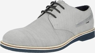 bugatti Šnurovacie topánky 'Melchiore' - svetlosivá, Produkt