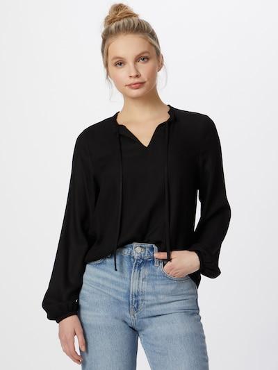 ONLY Bluse 'ANNALIE' in schwarz, Modelansicht