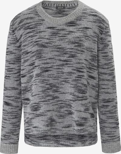 Basler Pullover in dunkelgrau, Produktansicht