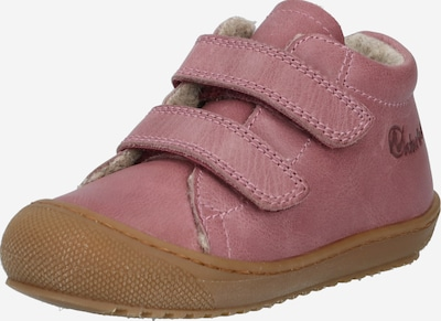NATURINO Baskets 'LANA' en rose, Vue avec produit