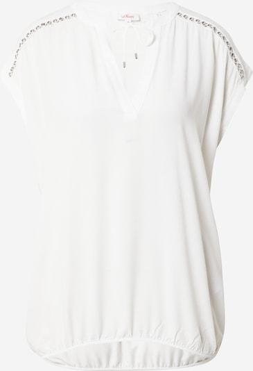 s.Oliver Shirt in offwhite, Produktansicht