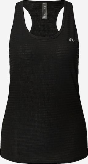 ONLY PLAY Sports top 'POMELIA' in black / silver, Item view