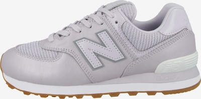 new balance Sneaker 'WL 574' in hellgrau / pastelllila, Produktansicht