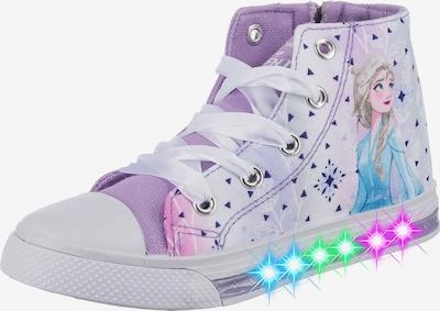 Disney Die Eiskönigin Sneaker in mischfarben / weiß, Produktansicht
