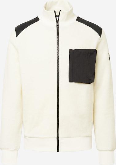 Calvin Klein Jacke in creme / schwarz, Produktansicht