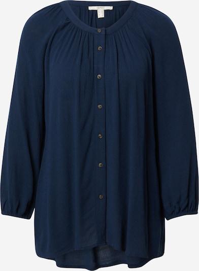 ESPRIT Bluza | mornarska barva, Prikaz izdelka