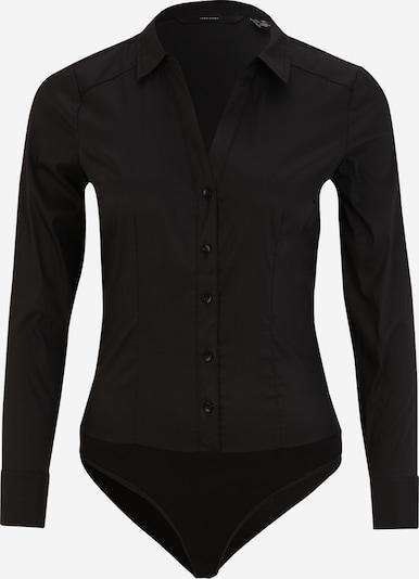 Vero Moda Petite Blusenbody 'LADY' in schwarz, Produktansicht