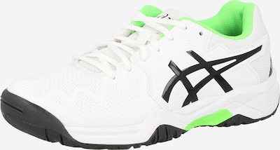 Pantofi sport 'GEL-RESOLUTION 8' ASICS pe verde neon / negru / alb, Vizualizare produs
