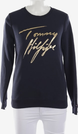 TOMMY HILFIGER Sweatshirt / Sweatjacke in S in schwarz, Produktansicht