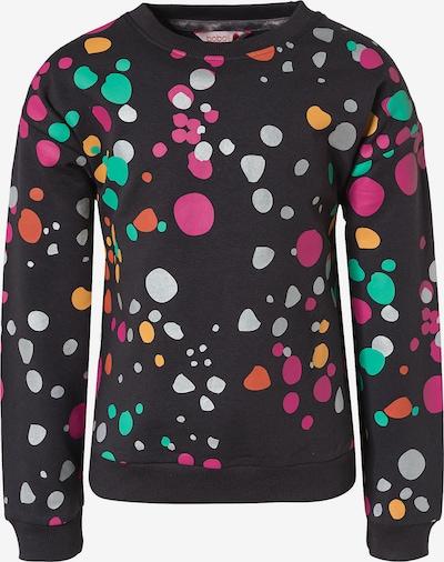 Boboli Sweatshirt in mischfarben / schwarz, Produktansicht