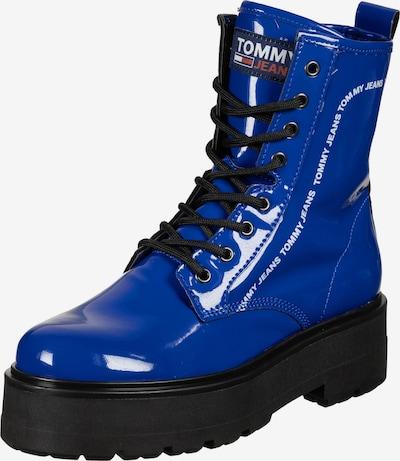 Tommy Jeans Stiefel ' ELEVEN 5Y2 ' in kobaltblau, Produktansicht