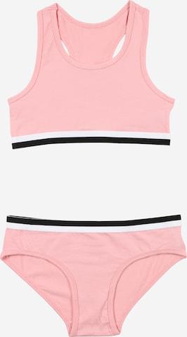 OVS Set in Pink