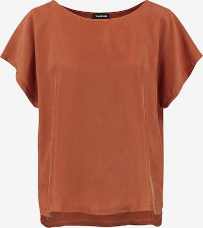 TAIFUN Bluse in braun, Produktansicht