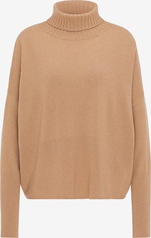 RISA Sweater in Brown
