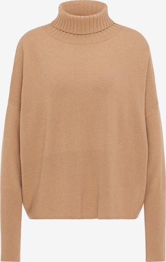 RISA Pullover in braun / hellbraun, Produktansicht