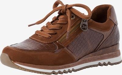MARCO TOZZI by GUIDO MARIA KRETSCHMER Låg sneaker i brun, Produktvy