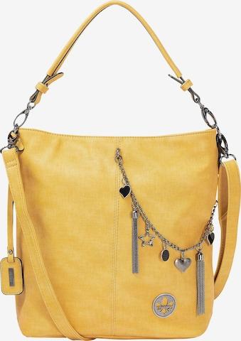 RIEKER Tasche in Gelb