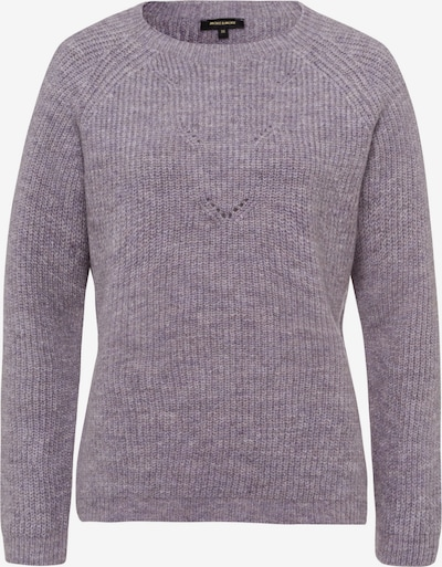 MORE & MORE Pullover in lila, Produktansicht