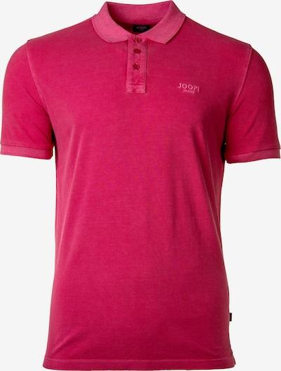 JOOP! Jeans Poloshirt in pink, Produktansicht