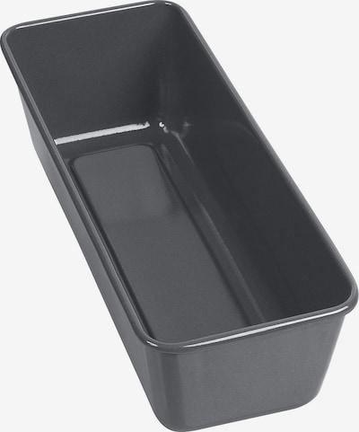 Kaiser Backformen Kastenform 'La Forme Plus' in dunkelgrau, Produktansicht