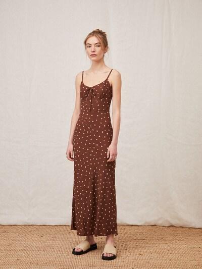 LeGer by Lena Gercke Kleid 'Marla' in braun, Modelansicht