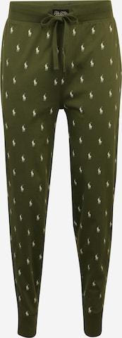 Pantalon de pyjama Polo Ralph Lauren en vert
