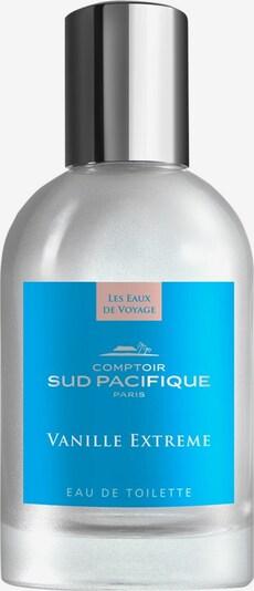 Comptoir Sud Pacifique Extreme Eau de Toilette in blau / silber, Produktansicht