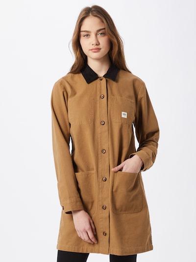 VANS Přechodný kabát - hnědá, Model/ka