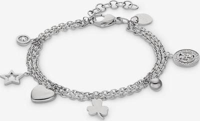 Guido Maria Kretschmer Jewellery Armband in silbergrau, Produktansicht
