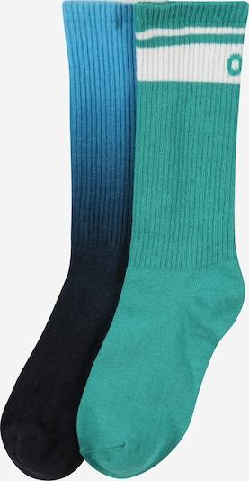GAP Calcetines en azul claro / azul oscuro / verde / blanco, Vista del producto